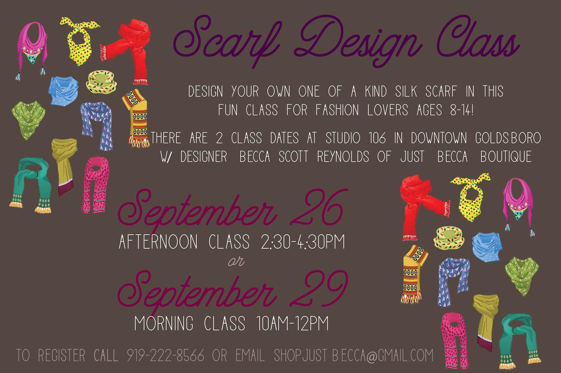 scarf class