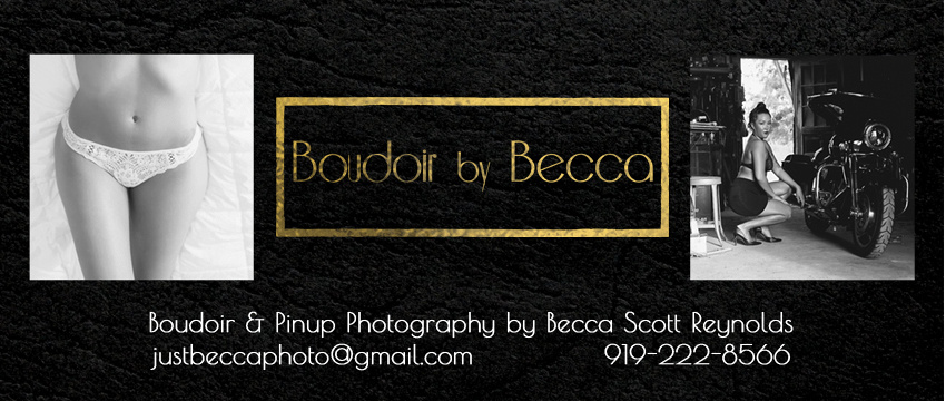 Goldsboro NC Boudoir Photography